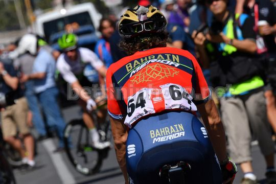 Tour Down Under 2018 - Port Adelaide - Lyndoch  145 km - 16/01/2018 - Manuele Boaro (ITA - Bahrain - Merida) - Photo Dario Belingheri/BettiniPhoto©2017