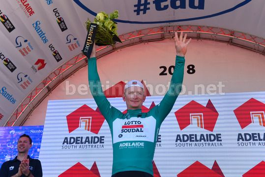 Tour Down Under 2018 - Port Adelaide - Lyndoch  145 km - 16/01/2018 - Andre Greipel (GER - Lotto Soudal) - Photo Dario Belingheri/BettiniPhoto©2017