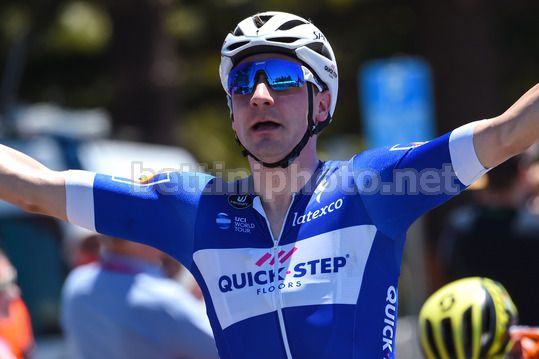Tour Down Under 2018 - 3rd Stage Glenelg - Victor Harbour 120,5 km - 18/01/2018 - Elia Viviani (ITA - QuickStep - Floors) - Photo Dario Belingheri/BettiniPhoto©2017