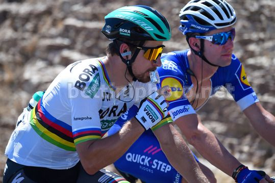 Tour Down Under 2018 - 3rd Stage Glenelg - Victor Harbour 120,5 km - 18/01/2018 - Peter Sagan (SVK - Bora - Hansgrohe) - Photo Dario Belingheri/BettiniPhoto©2017