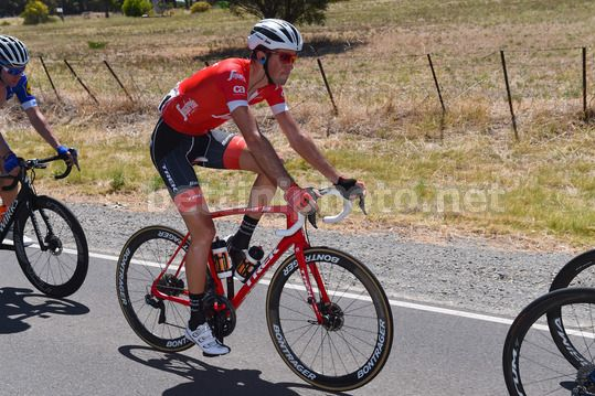 Tour Down Under 2018 - 3rd Stage Glenelg - Victor Harbour 120,5 km - 18/01/2018 - Laurent Didier (LUX - Trek - Segafredo) - Photo Dario Belingheri/BettiniPhoto©2017