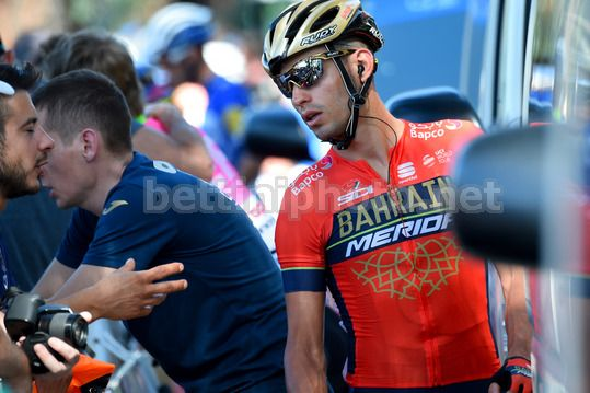 Tour Down Under 2018 - 4th Stage Norwood - Uraidla 128,2 km - 19/01/2018 - Valerio Agnoli (ITA - Bahrain - Merida) - Photo Dario Belingheri/BettiniPhoto©2017