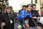 Trofeo Laigueglia 2018 - 55th Edition - Laigueglia - Laigueglia  203.7 km - 11/02/2018 - Moreno Moser (ITA - Astana Pro Team) - photo Massimo Fulgenzi/BettiniPhoto©2018