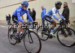 Trofeo Laigueglia 2018 - 55th Edition - Laigueglia - Laigueglia  203.7 km - 11/02/2018 - Ivan Rovny (RUS - Gazprom - RusVelo) - Awet Gebremedhin (ISR - Israel Cycling Academy) - photo Massimo Fulgenzi/BettiniPhoto©2018