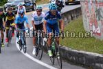 Colombia Oro Y Paz 2018 - 6th stage Armenia - Manizales 187,7 km - 11/02/2018 - Oscar Sevilla (Medellin) - Sebastian Henao (COL - Team Sky) - Dayer Quintana (COL - Movistar) - photo Dario Belingheri/BettiniPhoto©2018
