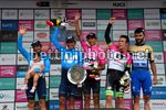 Colombia Oro Y Paz 2018 - 6th stage Armenia - Manizales 187,7 km - 11/02/2018 - Nairo Quintana (COL - Movistar) - Egan Bernal (COL - Team Sky) - Rigoberto Uran (COL - EF Education First - Drapac) - Dayer Quintana (COL - Movistar) - Fernando Gaviria (COL -