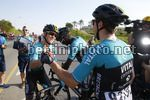 Tour of Oman 2018 - 9th Edition - 1st stage Nizwa - Sultan Qaboos University 162,5 km - 13/02/2018 - Bryan Coquard (FRA - Vital Concept) - Kris Boeckmans (BEL - Vital Concept) - photo Luca Bettini/BettiniPhoto©2018