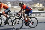 Tour of Oman 2018 - 9th Edition - 1st stage Nizwa - Sultan Qaboos University 162,5 km - 13/02/2018 - Manuele Boaro (ITA - Bahrain - Merida) - photo Luca Bettini/BettiniPhoto©2018