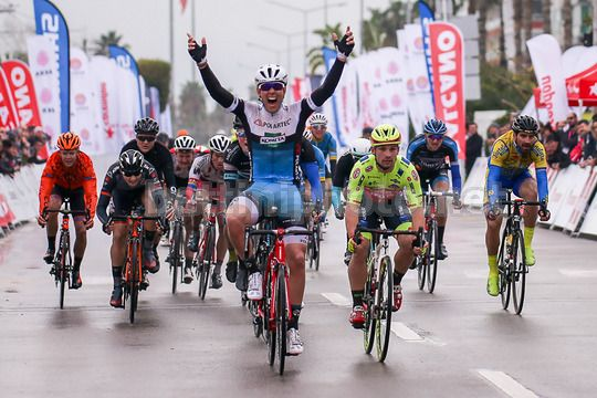 Tour of Antalya 2018 - 1st stage Antalya - Antalya 155.6 km - 22/02/2018 - Matteo Moschetti (Polartec-Kometa) - Photo Onur Cam/BettiniPhoto©2018