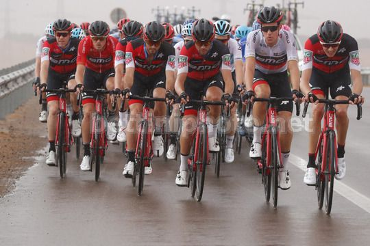 Abu Dhabi Tour 2018 - 4th Edition - 5th stage Airports stage Qasr Al Muwaiji - Jebel Hafeet 199 km - 25/02/2018 - Miles Scotson (AUS - BMC) - Photo Roberto Bettini/BettiniPhoto©2018