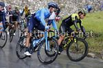 Tirreno Adriatico 2018 - 53th Edition  - 2nd stage Camaiore - Follonica 172 km - 08/03/2018 - Andrey Amador (CRI - Movistar) - photo Luca Bettini/BettiniPhoto©2018