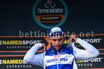 Tirreno Adriatico 2018 - 53th Edition - 2nd stage Camaiore - Follonica 172 km - 08/03/2018 - Fernando Gaviria (COL - QuickStep - Floors) - photo Dario Belingheri/BettiniPhoto©2018