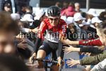 Tirreno Adriatico 2018 - 53th Edition - 3rd stage Follonica - Trevi 234 km - 09/03/2018 - Tiesj Benoot (BEL - Lotto Soudal) - photo Luca Bettini/BettiniPhoto©2018