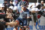 Tirreno Adriatico 2018 - 53th Edition - 3rd stage Follonica - Trevi 234 km - 09/03/2018 - Simone Ponzi (ITA - Nippo - Vini Fantini) - photo Luca Bettini/BettiniPhoto©2018