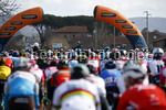 Tirreno Adriatico 2018 - 53th Edition - 3rd stage Follonica - Trevi 234 km - 09/03/2018 - Start - photo Luca Bettini/BettiniPhoto©2018