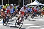 Tour de Taiwan 2018 - 1st stage Taipei City Hall - Taipei City Hall  83.2 km - Yukiya Arashiro (JPN - Bahrain - Merida) - Kei Onodera (UTSUNOMIY Bitzen) - photo Miwa Iijima/CV/BettiniPhoto©2018