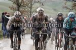 Strade Bianche 2018 - 12th Edition - Siena - Siena 184 km - 03/03/2018 - Tom Dumoulin (NED - Team Sunweb) - photo Valerio Pagni/BettiniPhoto©2018