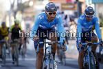 Tirreno Adriatico 2018 - 53th Edition - 6th stage Numana - Fano 153 km - 12/03/2018 - Daniele Bennati (ITA - Movistar) - photo Luca Bettini/BettiniPhoto©2018