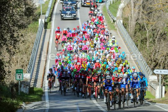 Volta Ciclista a Catalunya 2018 - 98th Edition - 2nd stage Mataro - Valls 175.6 - 20/03/2018 - Scenery - Photo Luis Angel Gomez/BettiniPhoto©2018
