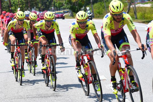 Le Tour de Langkawi 2018 - 23rd Edition - 4th stage Dungun - Pekan 183 km - 21/03/2018 - Wilier Triestina - Selle Italia - Photo Dario Belingheri/BettiniPhoto©2018