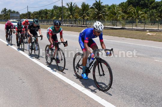 Le Tour de Langkawi 2018 - 23rd Edition - 4th stage Dungun - Pekan 183 km - 21/03/2018 - Team Sakura - Photo Dario Belingheri/BettiniPhoto©2018