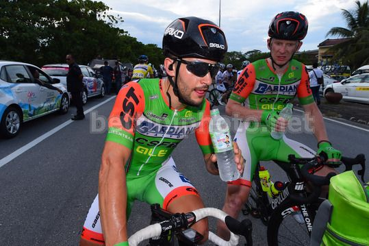Le Tour de Langkawi 2018 - 23rd Edition - 6th stage Tapah - Tanjung Malim 108,5 km - 23/03/2018 - Andrea Guardini (ITA - Bardiani - CSF) - Photo Dario Belingheri/BettiniPhoto©2018