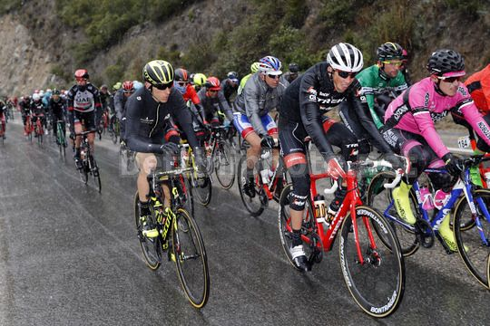 Volta Ciclista a Catalunya 2018 - 98th Edition - 6th stage Pobla de Segur  - Torrefarrera 117 km - 24/03/2018 - Laurent Didier (LUX - Trek - Segafredo) - Photo Luis Angel Gomez/BettiniPhoto©2018