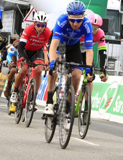 Circuit Cycliste Sarthe 2018 2nd stage