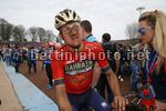 Parigi Roubaix 2018 - 116th Edition - Compiegne - Roubaix 257 km - 08/04/2018 - Heinrich Haussler (AUS - Bahrain - Merida) - photo Luca Bettini/BettiniPhoto©2018