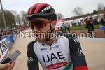 Parigi Roubaix 2018 - 116th Edition - Compiegne - Roubaix 257 km - 08/04/2018 - Simone Consonni (ITA - UAE Team Emirates) - photo Luca Bettini/BettiniPhoto©2018