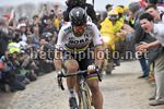 Parigi Roubaix 2018 - 116th Edition - Compiegne - Roubaix 257 km - 08/04/2018 - Peter Sagan (SVK - Bora - Hansgrohe) - photo Pool Bernard Papon/BettiniPhoto©2018