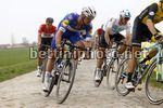 Parigi Roubaix 2018 - 116th Edition - Compiegne - Roubaix 257 km - 08/04/2018 - Yves Lampaert (BEL - QuickStep - Floors) - photo Luca Bettini/BettiniPhoto©2018