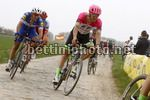 Parigi Roubaix 2018 - 116th Edition - Compiegne - Roubaix 257 km - 08/04/2018 - Sep Vanmarcke (BEL - EF Education First - Drapac) - photo Luca Bettini/BettiniPhoto©2018