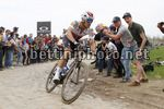 Parigi Roubaix 2018 - 116th Edition - Compiegne - Roubaix 257 km - 08/04/2018 - Zdenek Stybar (CZE - QuickStep - Floors) - photo Luca Bettini/BettiniPhoto©2018