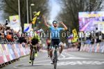 Amstel Gold Race 2018 - 53rd Edition - Maastricht - Berg en Terblijt  263 km - 15/04/2018 -  Michael Valgren (DEN - Astana Pro Team) - Roman Kreuziger (CZE - Mitchelton - Scott) - photo Nico Vereecken/PN/BettiniPhoto©2018