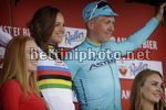 Amstel Gold Race 2018 - 53rd Edition - Maastricht - Berg en Terblijt  263 km - 15/04/2018 -  Michael Valgren (DEN - Astana Pro Team) - Chantal Blaak(Netherlands / Boels Dolmans) - photo Anton Vos/CV/BettiniPhoto©2018