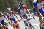 Tour of the Alps 2018 - 42th Edition - 1st stage Arco - Folgaria 134,6 km - 16/04/2018 - Thibaut Pinot (FRA - Groupama - FDJ) - photo Luca Bettini/BettiniPhoto©2018