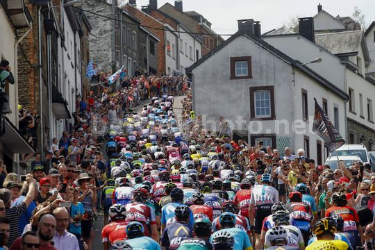 Liege - Bastogne - Liege 2018 - 104th Edition - Liege - Ans   258.5 km - 22/04/2018 - Cote' St. Roche - Scenery - Photo Luca Bettini/BettiniPhoto©2018